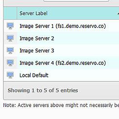 External Image Servers