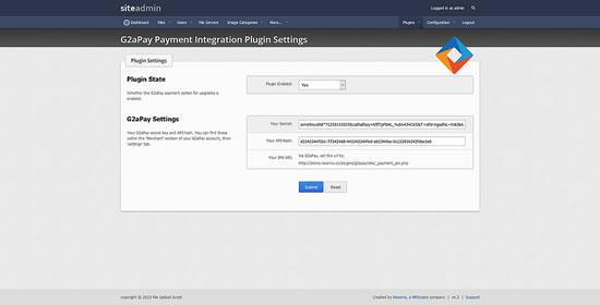 G2A Payment Gateway Plugin