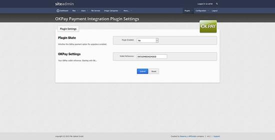 OKPay Payment Gateway Plugin
