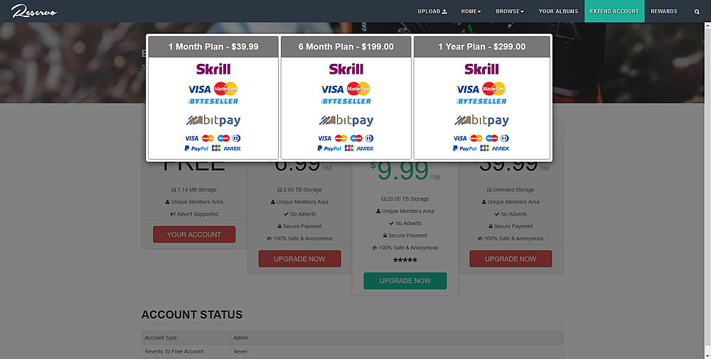 skrill payment gateway plugin reservo