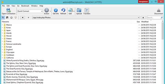 Web Dav Desktop